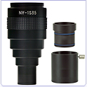 DSLR microscope adapter