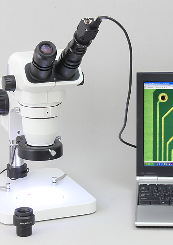 PC direct CCD USB camera for microscope
