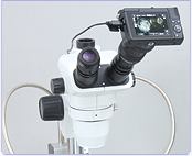Microscope Adapter + Nikon1-J5 set