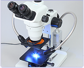 LED twin Epi-light for Stereo Microscope