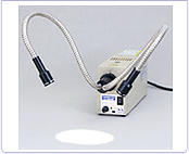 Halogen twin double arm light for Stereo Microscope